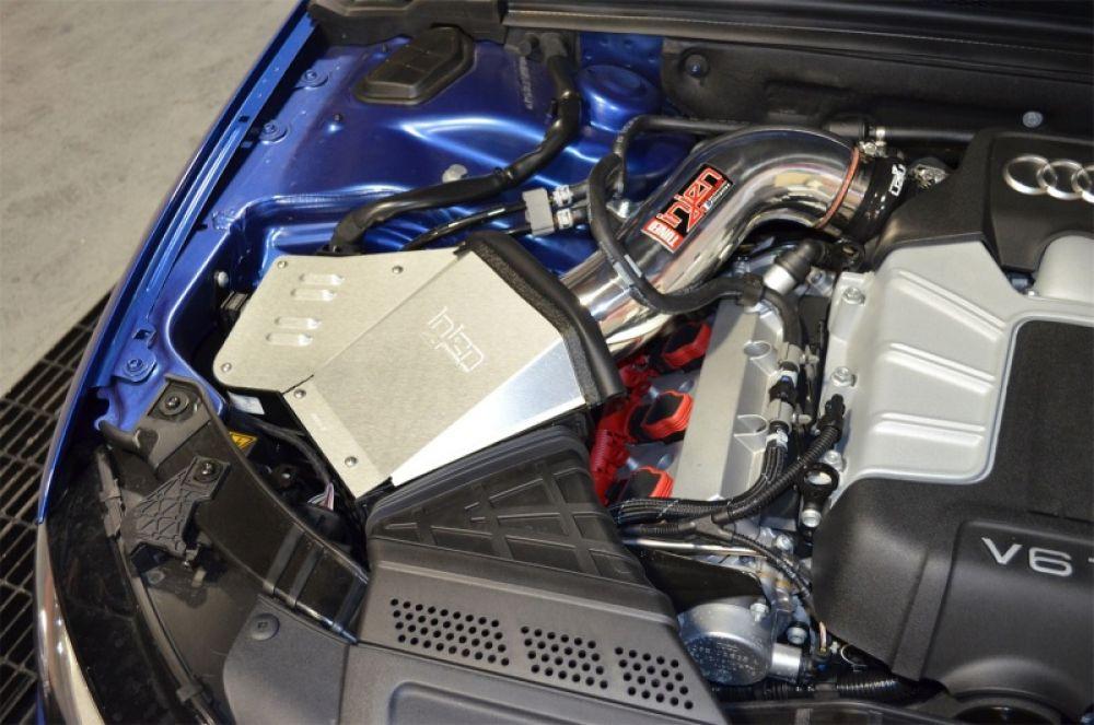 INJEN SP Series Cold Air Intake Kit for Audi 10-15 S4 3.0L SP3081WB