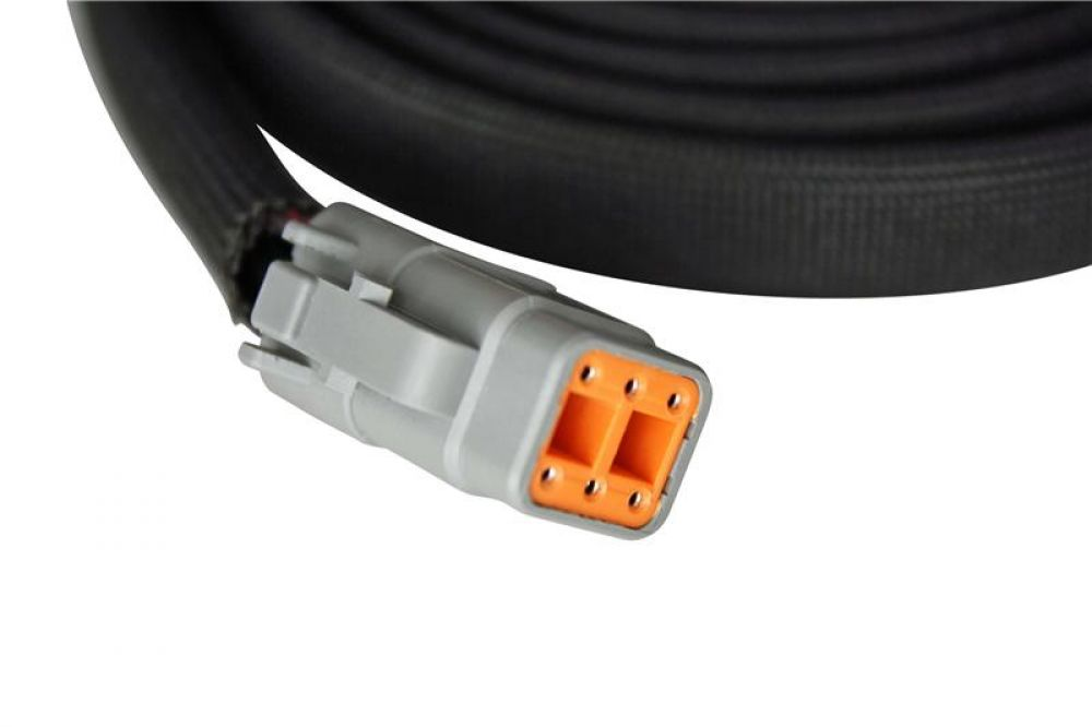 """AEM Infinity 02 Sensor Extension Harness 72/"""" Length for use with AEM 02 Sensor"""