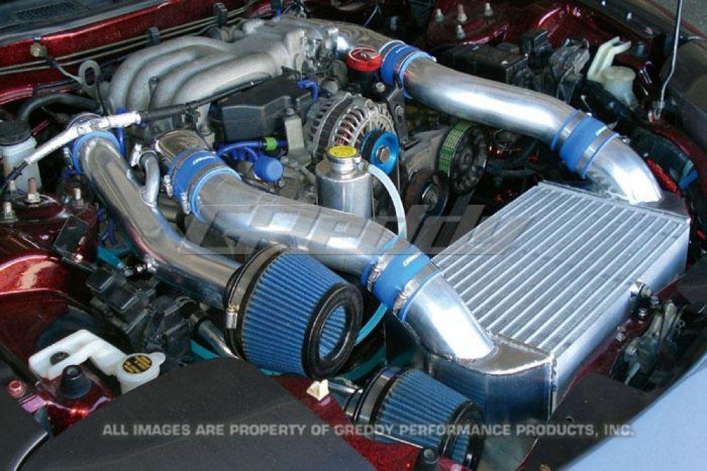 Mazda RX-7 RX7 FD3S 93-95 Air Intake Compression Hose Hoses Kit