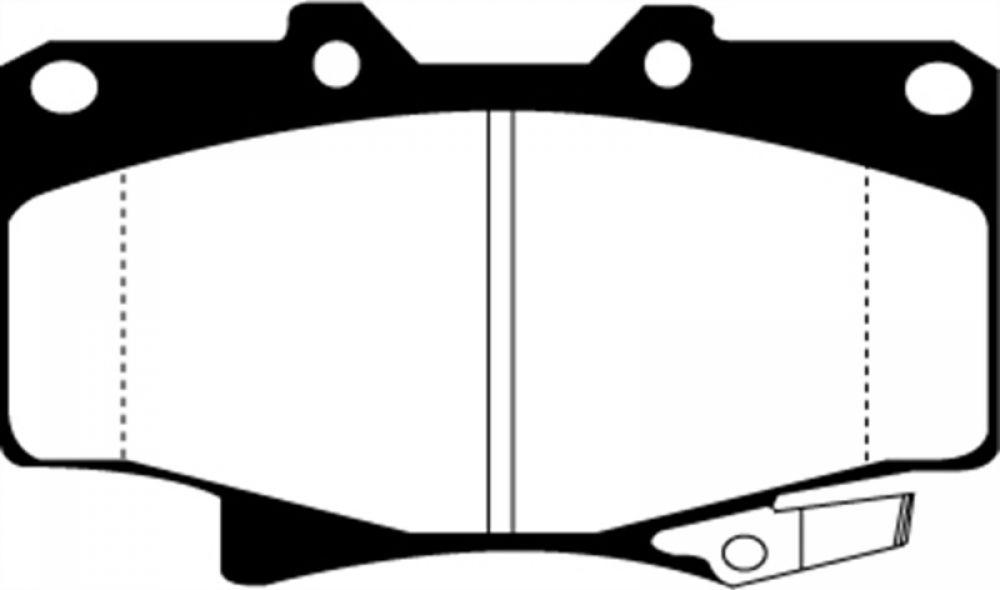 For Hyundai Kia XG350 Amanti Front  Slotted Brake Rotors+Ceramic Brake Pads