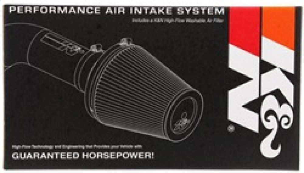 K/&N 69-8605TS Performance Air Intake System